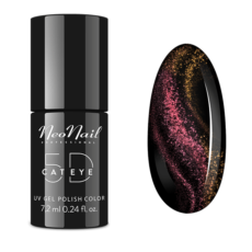Foto del producto 5: Esmalte permanente Neonail – Magnetic Cat Eye 5D – 7,2ml – Bengal.