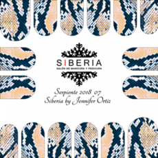 Foto del producto 8: Slider SIBERIA by Jennifer Ortiz 7.