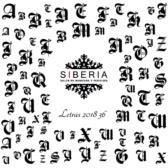 Slider SIBERIA 36