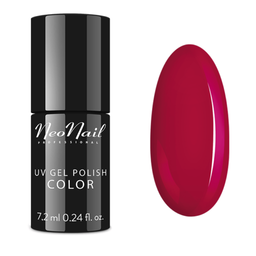 Esmalte permanente Neonail 7,2ml – Seductive Red