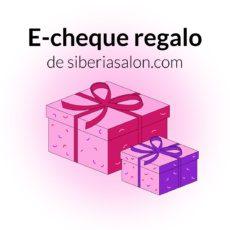Foto del producto 4: E-cheque de regalo para los productos de siberiasalon.com 50 euros.