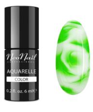 Foto del producto 14: Esmalte permanente Neonail 6ml – Green Aquarelle.