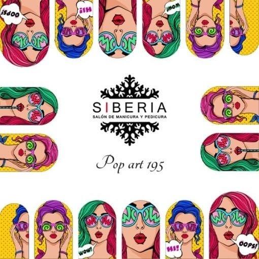 Slider SIBERIA 195