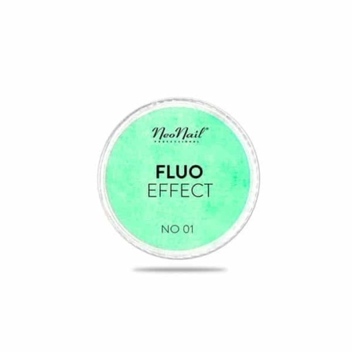 FLUO EFFECT 01 amarillo -verde