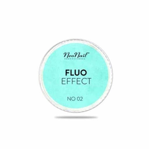 FLUO EFFECT 02 azul-verde