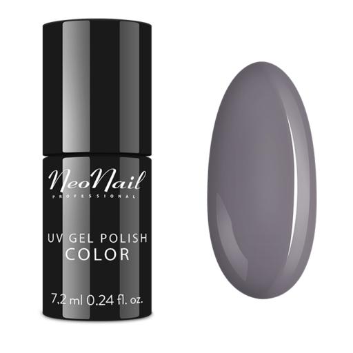 Esmalte permanente Neonail  – 7,2ml Silver Grey