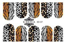 Foto del producto 7: Slider SIBERIA 3D 07.