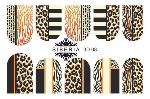 Slider SIBERIA 3D 08