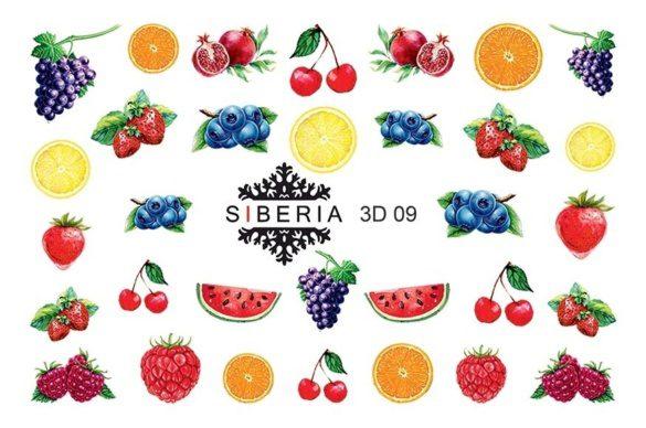 Slider SIBERIA 3D 09