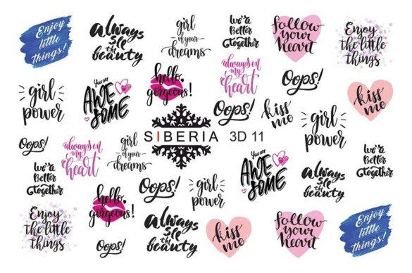 Slider SIBERIA 3D 11
