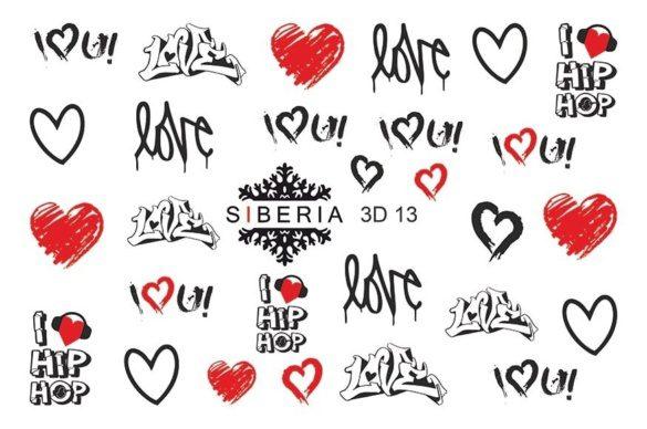 Slider SIBERIA 3D 13
