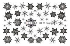 Foto del producto 13: Slider SIBERIA 3D 15 negro.
