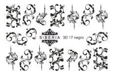 Foto del producto 2: Slider SIBERIA 3D 17 negro.