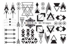 Foto del producto 7: Slider SIBERIA 3D 18 negro.
