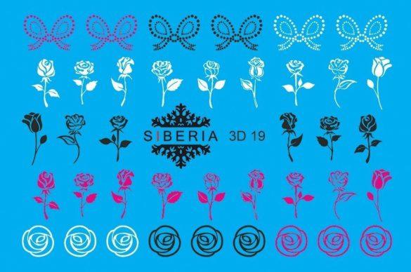 Slider SIBERIA 3D 19