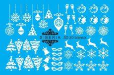 Foto del producto 19: Slider SIBERIA 3D 20 blanco.
