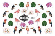 Foto del producto 6: Slider SIBERIA 3D 21.