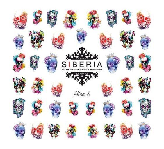 Slider SIBERIA Aire 8