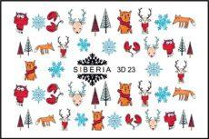Foto del producto 3: Slider SIBERIA 3D Navidad 23.