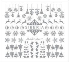 Foto del producto 3: Slider Siberia Metalizados 03 plata.