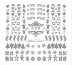 Foto del producto 10: Slider Siberia Metalizados 06 plata.