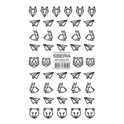 STICKER Art Guide 012