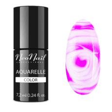 Foto del producto 7: Esmalte permanente Neonail 7,2ml – Fuchsia Aquarelle.