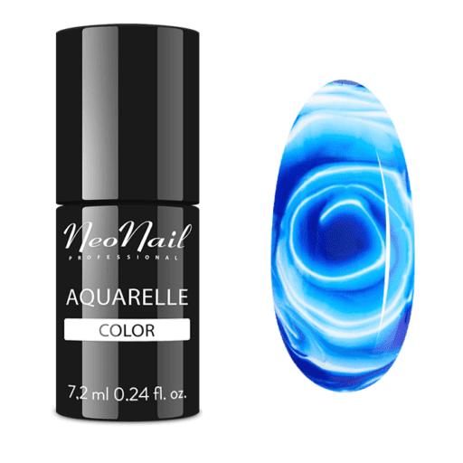 Esmalte permanente Neonail 7,2ml – Navy Aquarelle