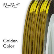 Foto del producto 2: Cinta para uñas Golden Color.