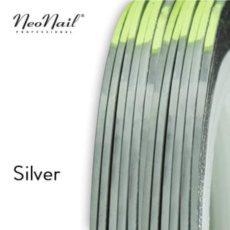 Foto del producto 1: Cinta para uñas Silver.