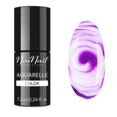 Foto del producto 12: Esmalte permanente Neonail 7,2ml – Purple Aquarelle.