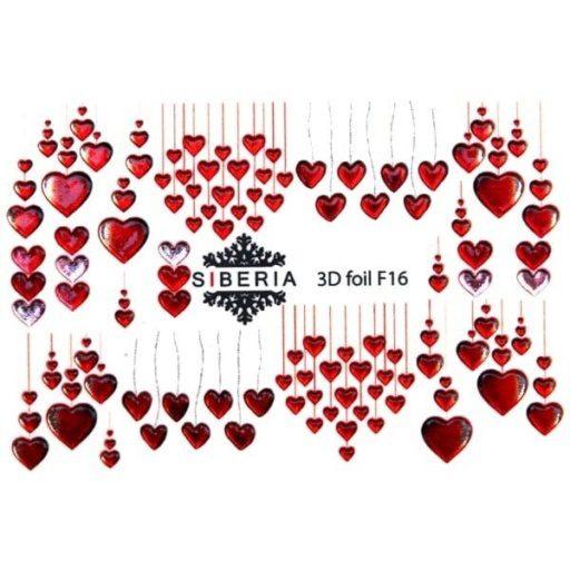 Slider SIBERIA 3D Foil F16