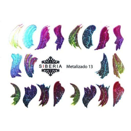 Slider Siberia Metalizados 13