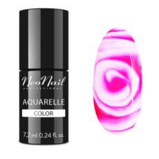 Foto del producto 2: Esmalte permanente Neonail 7,2ml – Raspberry Aquarelle.