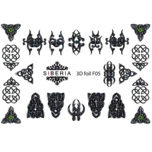 Slider SIBERIA 3D Foil F05