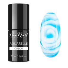 Foto del producto 6: Esmalte permanente Neonail 7,2ml – Blue Aquarelle.