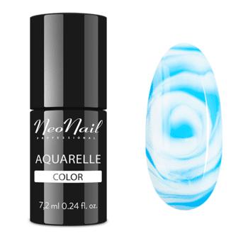 Esmalte permanente Neonail 7,2ml – Blue Aquarelle