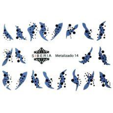 Foto del producto 5: Slider Siberia Metalizados 14.