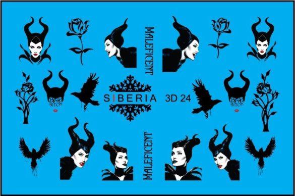 Slider SIBERIA 3D 24