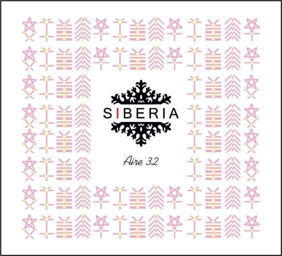 Slider SIBERIA Aire 32 rosa