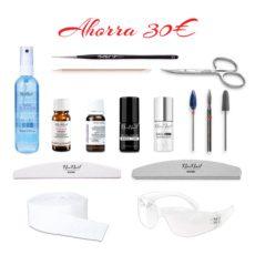 Foto del producto 7: Pack de herramientas para curso online manicura rusa.