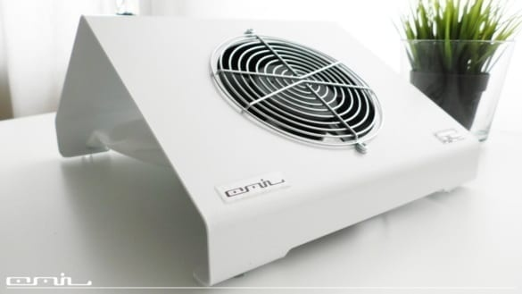 Aspirador EMIL X2S profesional