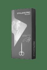 Foto del producto 2: Tijera alargada para cutícula, punta doblada Staleks Exclusive 21/1  18mm..