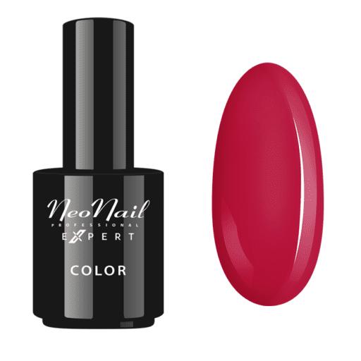 Esmalte permanente Neonail Expert 15ml – Carmine Red