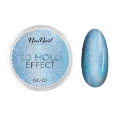 Foto del producto 8: 3D HOLO effect, uñas metalizadas azul 2gr ref 5329-7.