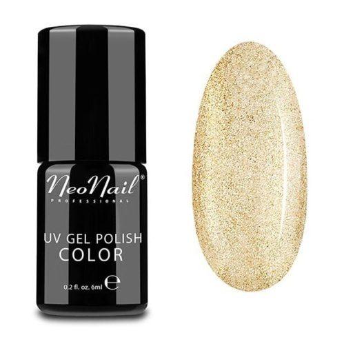 Esmalte permanente Neonail 6ml   – Glitter Gold