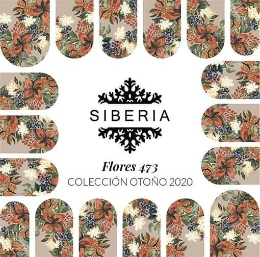Slider SIBERIA 473