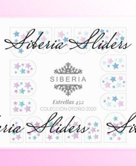 Slider SIBERIA 452