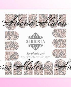 Slider SIBERIA 470