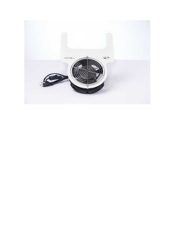 Foto del producto 3: Aspirador EMIL X2SP para pedicura.
